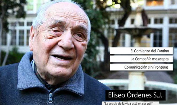 Eliseo Órdenes SJ